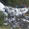 Bolívia suspeita de irregularidades em avião que caiu com a Chapecoense na Colômbia