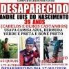 Família procura por homem desaparecido que teria sido visto pela última vez na Lajinha
