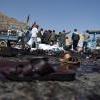 Estado Islâmico reivindica autoria de atentado em Cabul que deixou 80 mortos