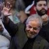 Lula tem discurso emocionado e sem muitos ataques a inimigos no Expominas