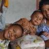 Famílias que vivem no Vale do Jequitinhonha recebem ajuda da LBV
