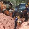 Iniciada construção da nova adutora para melhorar o abastecimento de água em Teófilo Otoni