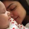 Thais Fersoza posa com a filha, Melinda: 'Maior amor do mundo'
