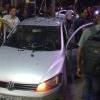 Carro com placas de Teófilo Otoni invade rodoviária de Belo Horizonte