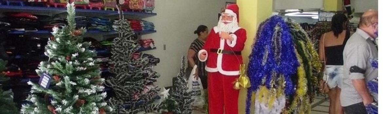 Comerciantes de T.Otoni estão otimistas com as vendas de Natal