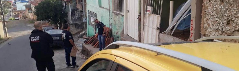 Operação da Polícia Civil em T. Otoni apreende lote de pedras preciosas
