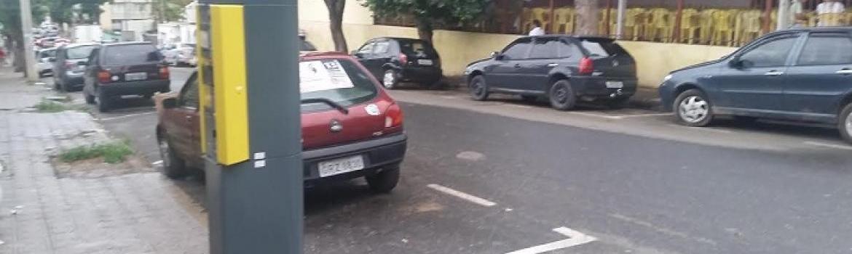 Inauguração do estacionamento rotativo é suspenso por ordem judicial