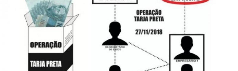 Polícia Civil deflagra segunda fase de operação  Tarja Preta em Teófilo Otoni