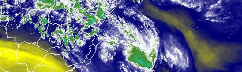 Marinha alerta para possível formação de ciclone tropical no sul da Bahia